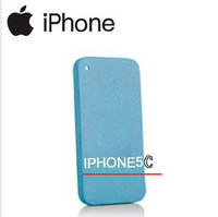 iphone5C Mould phone case mold shell thermal transfer printed 3D Vacuum Sublimation  printed molds