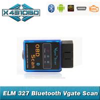 ELM327 Vagte scanner V1.5 Bluetooth ELM 327 OBDII OBD-II OBD2 Protocols Auto Diagnostic Scanner Tool MINI327 OBD Scan