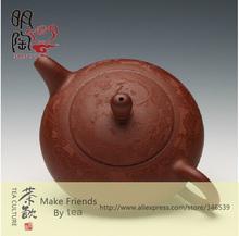 GMTao Tea set FlatXishi All Handmade Ceramic Kung Fu Purple Clay Teapot ZISHA Yixing Tea Pot