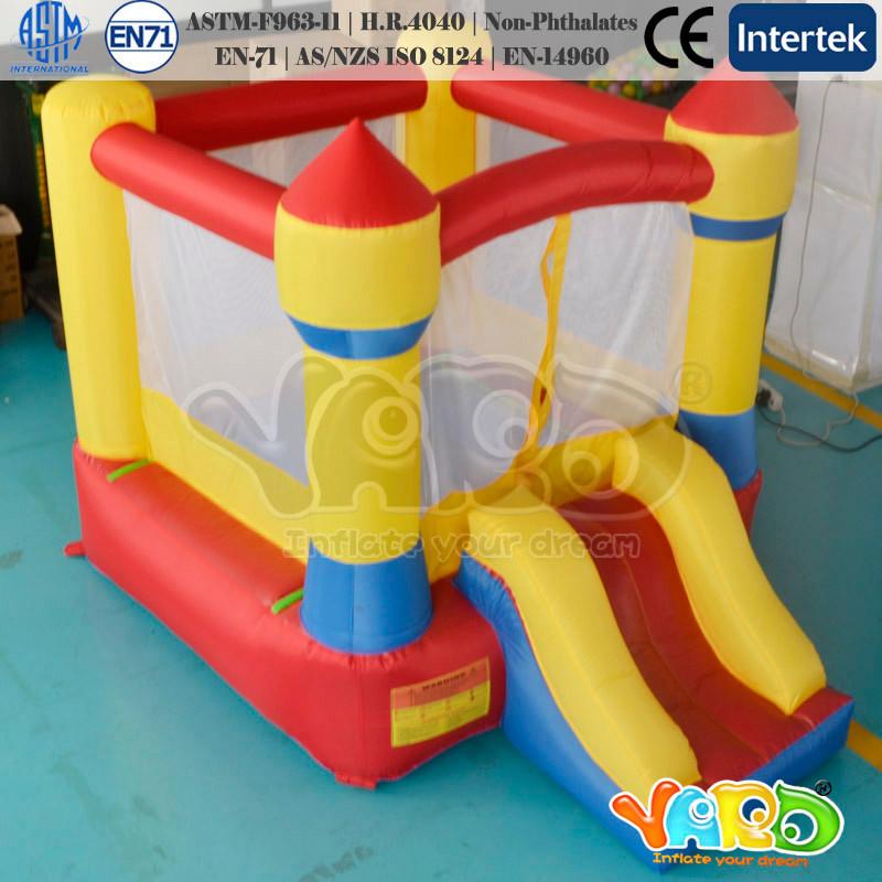 Free shipping Chirstmas gift bounce house inflatable bouncer inflatable jumping jumper bouncy castle trampolin(China (Mainland))
