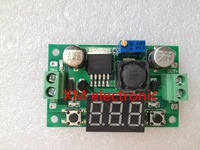 Cheap LM2596 DC 4.0~40 to 1.3-37V Adjustable Step-Down Power Module + LED Voltmeter and Free Shipping