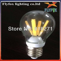 2013 4W Hot Sale LED Bulb E27 lamp  led 4w 500-600lm 2700k-6500k  lighting 180lm/w hot sales