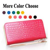 New 2014 Women's wallets long design Women change purse female coin purse Lady carteira feminina stone texture Free shipping