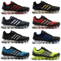 2013 New Arrival Mens ADIDA 100% Original Spring Blade Running Athletic tenis Shoes For Sale Size EURO 40-45 free shipping