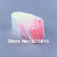 Hot New 100x 5x15cm Jewelry Ziplock Zip Zipped Lock Reclosable Plastic Poly Clear Bags 60-358