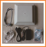UHF RFID reader 5m long range reader  ,RS232/485  with Wiegand  +Free SDK +Free card 5pcs  (FCC approved)