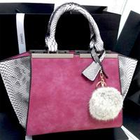 2014 Hot New Fashion Brand Designer Woman Leather Handbag Women's Bat Trapeze Shoulder Bag Tote Messenger Bag