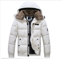 new 2013 men down Free shipping Men's coat Winter overcoat Outwear Winter jacket wholesale BJ13082826-2