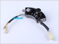 2.5KW single phase aluminum case 220v gasoline generator voltage regualtor