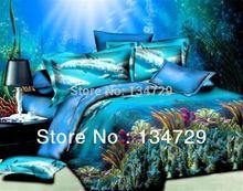 Home Textile Unique wedding bedclothes 4pc bedding set bed sheet Linen Duvet+ Pillowcase/Comforter/Quilt cover sets 180x220(China (Mainland))