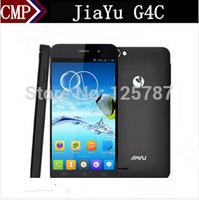 JiaYu G4C 4.7 Inch MTK6582 Quad Core Android 4.2 IPS 1280X720 1GB/4GB 13MP Dual Camera Dual Sim 3G GPS WIFI Mobile Phone