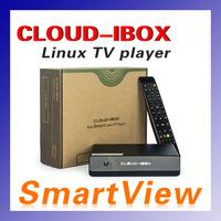 Hot sale 2013 Cloud Ibox mini vu+ solo HD DVB-S2 Satellite Receiver Support IPTV+YouTube cloud-ibox tv receiver free shipping