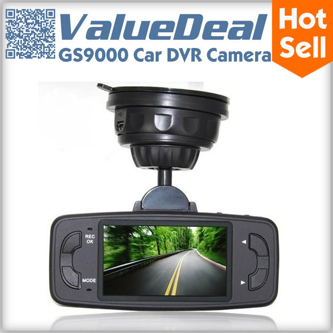 Original Blackview GS9000 Car DVR Recorder Detector Video Registrator Camera Ambarella 1080P Full HD 2.7''LCD GPS truck dash cam(China (Mainland))