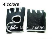 unisex autumn -summer new 2013 sport glove slip-resistant  gloves women men cycling sports fitness for mens womens half finger