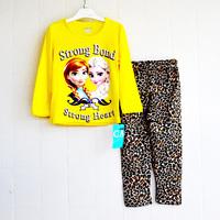 1pc retail 100% cotton kids pajama baby pajamas clear stock fast shipping