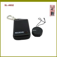 Wireless Anti-Lost Alarm Baby/Child/Pet/Elders Security Tracker Keychain Finder Locator Reminder -Black
