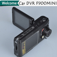 Original HD 1080P Car DVR F900 MINI dvr with 120 Degrees Wide Lens with G-sensor GPS 30fps free shipping