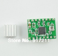 10pcs/lot Reprap Stepper Driver A4988 Stepper Motor Driver Module with Heatsink Free Shipping Dropshipping