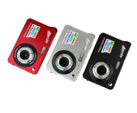 HD Digital Camera 16MP 2.7 inch TFT 4X Zoom Smile Capture Anti-shake Video Camcorder Black Red Silver E9010A Cheap