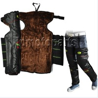 Surprised explosion! Free Shipping motorcycle knee warm wind waterproof anorak battery car knee long