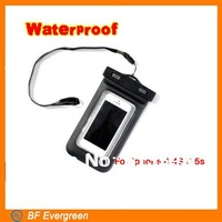 2013 Hot sale Waterproof PVC cell phone Pouch Case For iphone 4 4S 5 5S 5C All mobile phone