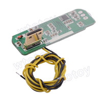 RCD3015S Mini FPV HDMI to AV Converter Module Digital to Analog Converter Board with Connecting Cable for Camera 21170
