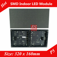 Evershine Indoor P5mm 1/16 Scan SMD3528 RGB LED display Plate 2in1 Size 320mm x 160mm