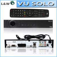 Lowest price Vu Solo V3.2 Newest Version Linux Smart Single Tuner Digital DVB-S2 HD Digital decoder Free Shipping