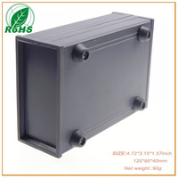 Waterproof plastic project box for electrical box case 120*80*40mm 4.72*3.15*1.57inch