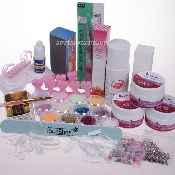 Popular Full Acrylic Nail Kit | Aliexpress