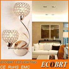 Настенные светильники  от ECOBRT LED LIGHTING, материал Кристалл артикул 1498295051