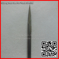 6*60H*1*6Degree*100L  2 Flutes Ball Nose End Mill Bits, Solid Carbide Cutter, Wood Carving Tools