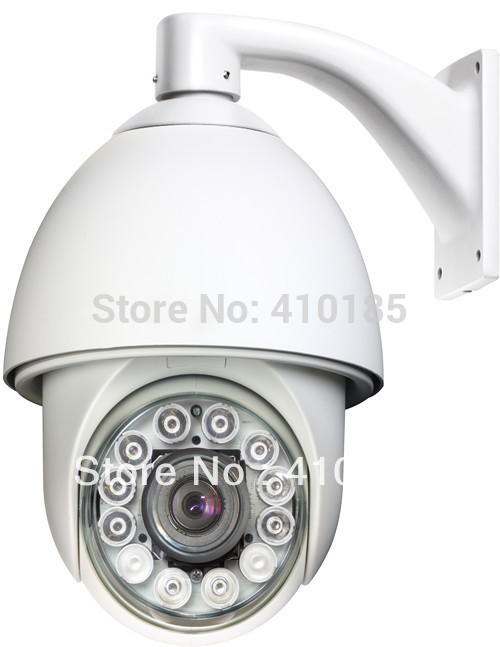 Effio SONY 800TVL 1/3 Sony ccd outdoor 36x IR auto tracking High speed dome camera 36x ptz camera cctv camera with Bracket(China (Mainland))