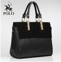New Hotsale  high quality WEIDIPOLO brand handbag women's Genuine cow Matte leather shoulder bag Free Shipping NB019