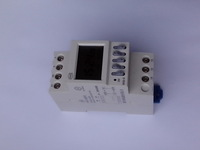 Second Timer control Distribution box installed microcomputer programmable time switch timer relay NKG2 rechargeable battery