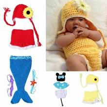 newborn knitting promotion