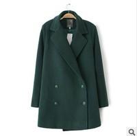 DHL Free shipping high quality pink winter coats women women wool  2013 winter coat with fur