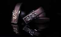genuine leather belts men split leather Cowskin Leather Men's Casual High quality Belt