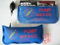 Big Blue Air pump wedge Inflatable Unlock Door car Auto tools 280 x125mm