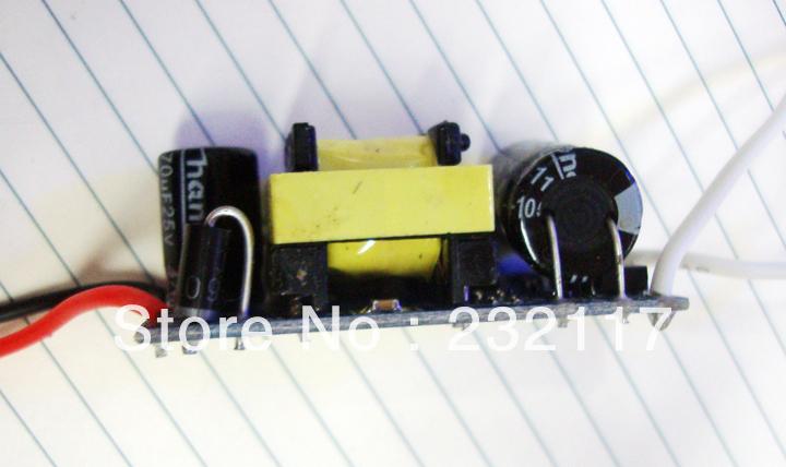80% discounts high Power LED Driver 10W for 3x3W 9-11V 850mA 10w led chip transformer