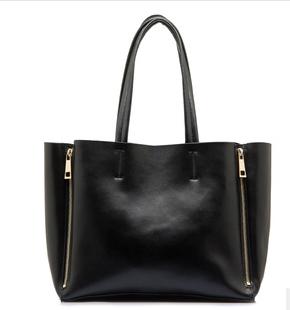 2014 new handbags designers genuine leather shoulder bag shoppers satchel totes messenger bags star bat free shipping(China (Mainland))