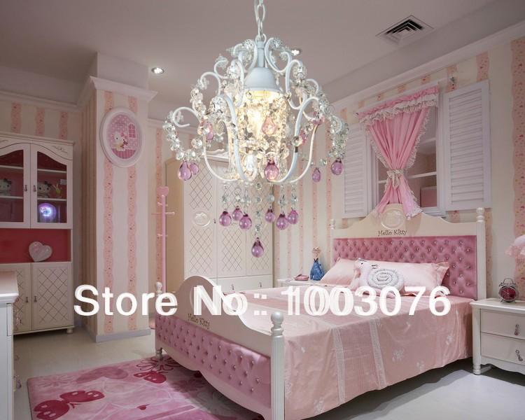 Envo gratis de iluminacin interior de color rosa de cristal