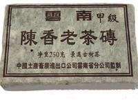20years yunnan old puer tea 250g premium pu er Chinese puerh tea perfume pu'er slimming green food for health care wholesale