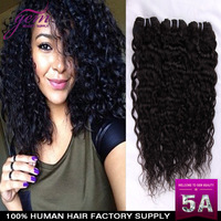 Brazilian Virgin Hair Deep Wave Curly 4 Bundles Cheap Human Hair Weave Online Queen Weave Beauty Luffy Rosa Luvin Hair Products