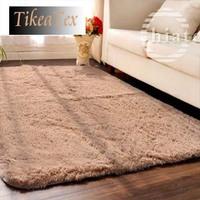 120*160  4.5cm thicken & SHAGGY super soft carpet tapete rug / area rug slip-resistant door mat kids rug for living room :a0707
