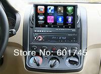 "7"" Touch screen car dvd fm radio for universal car AL-8007"