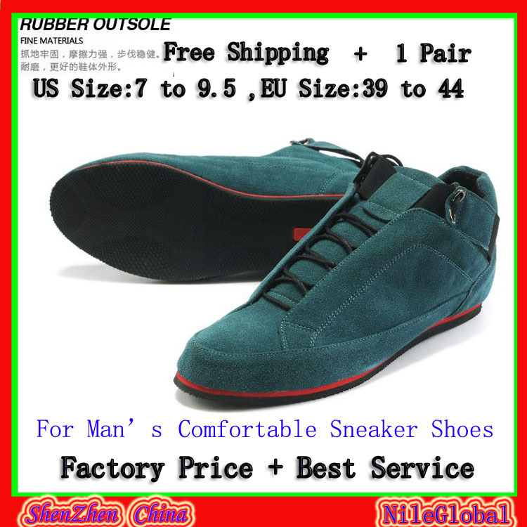Drop shipping 2014 new hot sale British Casual Style Fashion Men's cheap name brand sneakers CXZ57(China (Mainland))