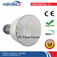 UL SAA approved LED high bay Industrial lights 100W high bay industrial light 5 years warranty