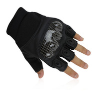 High Quality Cool Wear-resisting Cycling Outdoor Tactical gloves motocross Half Finger Soft Breathable Insulated Bike Gloves