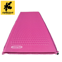 High Quality Outdoor automatic Self inflatable cushion Mattress Broadened TPU camping tent moisture-proof pad 190 * 57 * 2.5cm